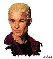 James Marsters by AngryGiftHorse