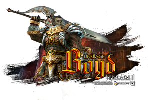 Lineage 2 Boyd Splash by MorgeDesigns