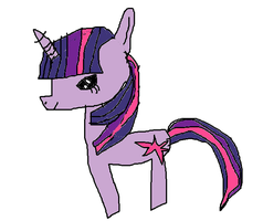 twilight sparkle by shrekswife
