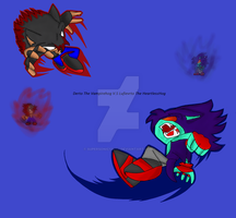 .:[ Anti-Hero Vs Death ]:. by SuperSonic124TH