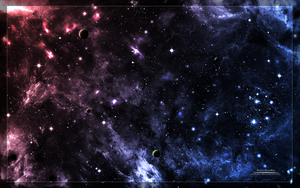 Space Paradise by Catalin-Geani
