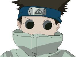 Aburame Shino by BlackLegSarah