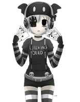 CoD Induced Tourettes - Gaiaonline by x-Beyond-B