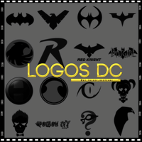 Logos DC by ShinningButterfly
