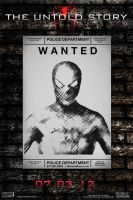 The Amazing Spider-Man vigilante movie poster by DComp