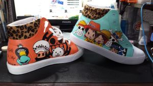 One Piece Shoes 2 by dSolitude