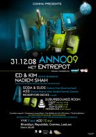 Anno 09 Poster by Destin8x