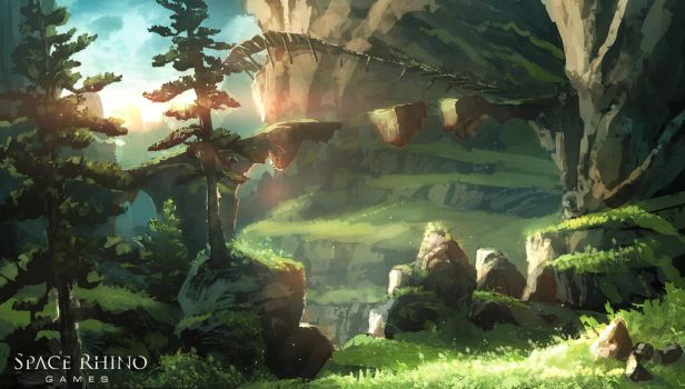 Mountains Overview by balaa