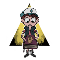Dipper by raincloudfactory