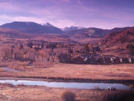 Colours of Colorado by Vahn-Fenel