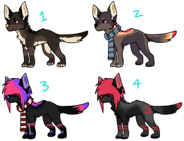cheap canine adopt set CLOSED by naeggi