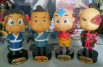 Avatar Bobbleheads by jncomplete