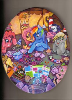 Dungeons and Ponies by SolanumEpidemic