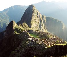Machu Picchu by GothicaDollParts