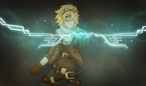 Ezreal - the Prodigal Explorer by BeautifulSurgery