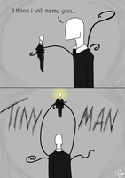 Tinyman by Lutrasauro