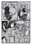 Cyborg comic page 4 by TimeAngel-113224400