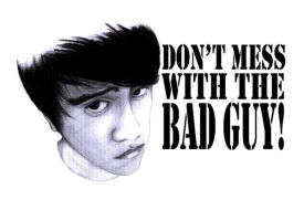 You don't mess with the bad guy. by mogulyan