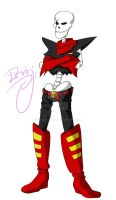 FellPapyrus by risuchan23