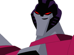 TFA-Starscream Smile Base/Lineart by TFAfangirl14