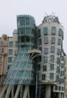 Dancing House, Prague by AS142