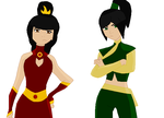 New ATLA/LoK Ocs by VaderNihilus