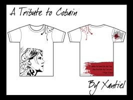 A tribute to Cobain by Xantiel