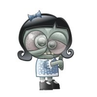 Mini Vector Zombie by keiross