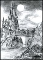 Enchanted castle by Lilostitchfan