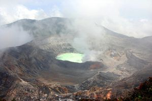 Poas Volcano by KeenPhotography