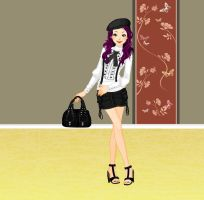 Popular Fashion dressup by Brandee-Ssj-Doll