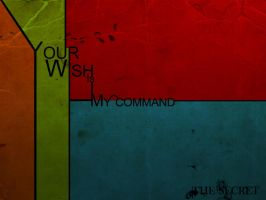 Your Wish is my command by SpiderIV