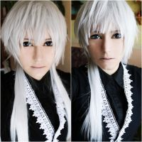 Charles Grey wig test by TemeSasu