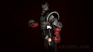 [SFM] The Twisted Genius by OfficialAzurewolf