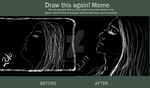 draw this again!  this feeling by Melted-Black