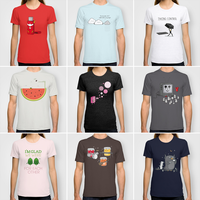 Tshirts and more by NaBHaN