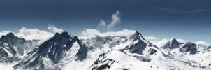 LES DEUX ALPES - PANORAMA by IHEA