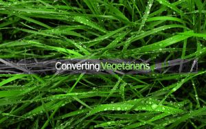 Converting Vegetarians by art-e-fact