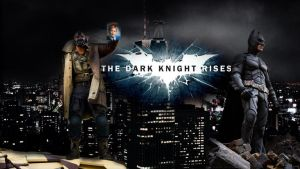 The Dark Knight Rises Wallpaper 2 by ReverseNegative