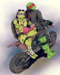 Don and Raph by LinART