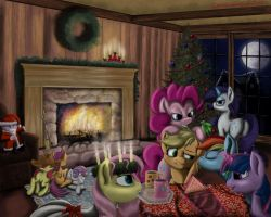 A Late Hearth's Warming by idontrunntoofast