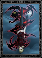 XII - The Hanged Man by RobertFiddler