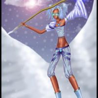 Isin Queen of Ice by annafjellborg