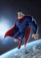 Superman by hydriss28