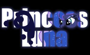 Wallpaper - Princess Luna by Atomickasskicker
