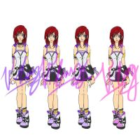 Contest Entry: Kairi Limit Dr. by Cruzerchic123