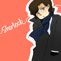 Sherlock by cookie-heart