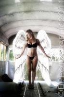 My Angel by BPhotographic