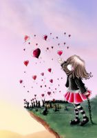 Heart let go by Cittlalli-Guemes