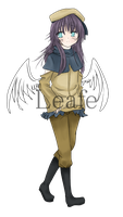 PAYPAL Adopt - Angel by Leafei
